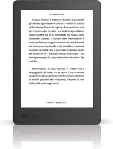 kobo-ebook readers