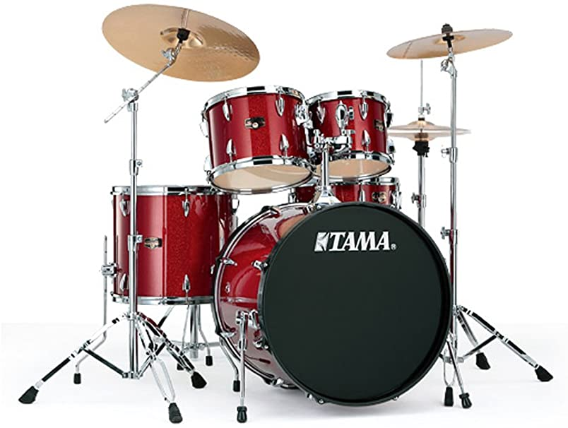 double bass drum set