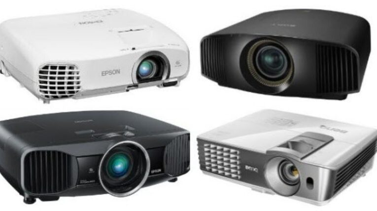 How Does a Projector Work? ( Learn 2 Projectors LCD & DLP )