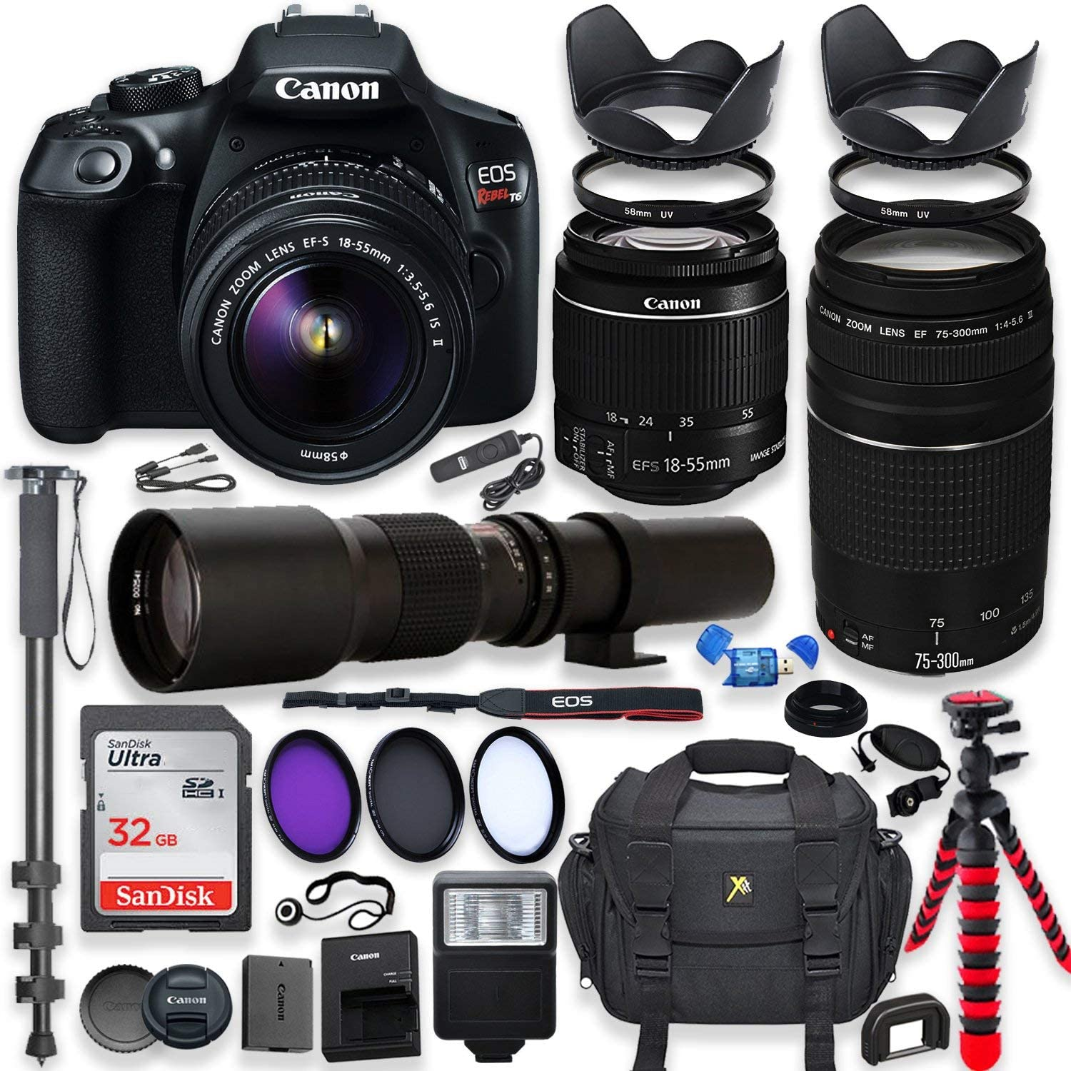 Canon-EOS-Rebel-T6-DSLR-Camera